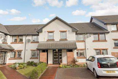 2 Bedrooms Flat for sale in Towans Court, Prestwick