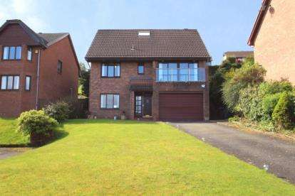 4 Bedrooms Detached House for sale in Station Road, Langbank