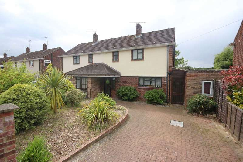 2 Bedrooms Semi Detached House for sale in Fernbank Place, Ascot