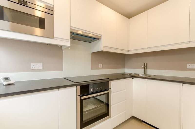 2 Bedrooms Flat for sale in Elm Grove, Cricklewood, NW2