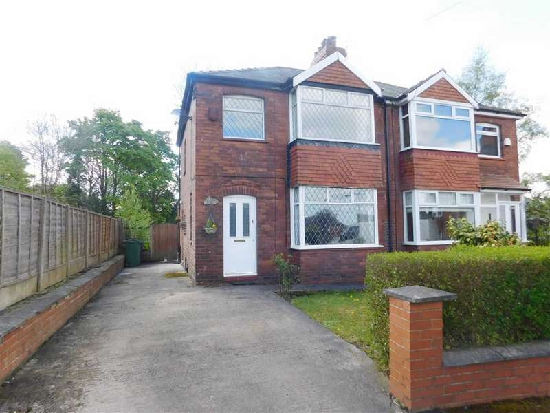 3 Bedrooms Property for sale in Peart Avenue, Woodley, Stockport
