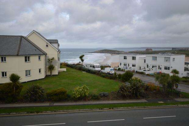9 Bedrooms Detached House for sale in Pentire Avenue, Newquay, Cornwall