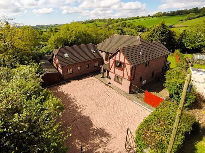 6 Bedrooms Detached House for sale in Ty Coch Lane, Ty Coch, Cwmbran