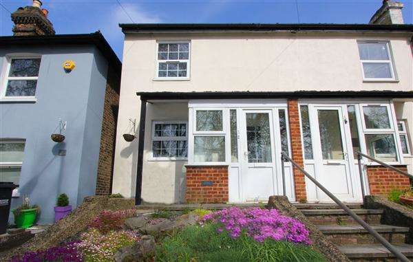 2 Bedrooms Semi Detached House for sale in Purley View Terrace, South Croydon