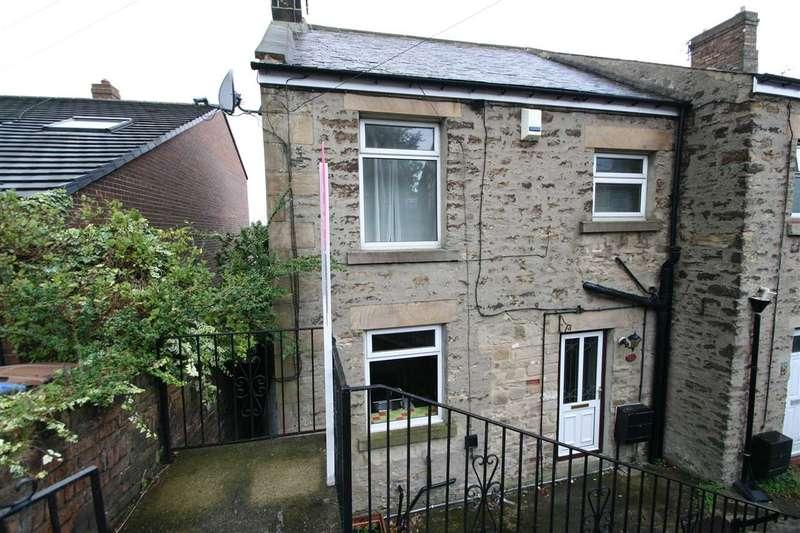 3 Bedrooms Semi Detached House for sale in Benfieldside Road, Shotley Bridge
