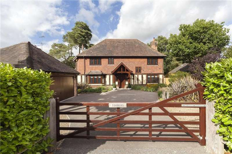 5 Bedrooms Detached House for sale in West Chiltington, Pulborough, West Sussex, RH20