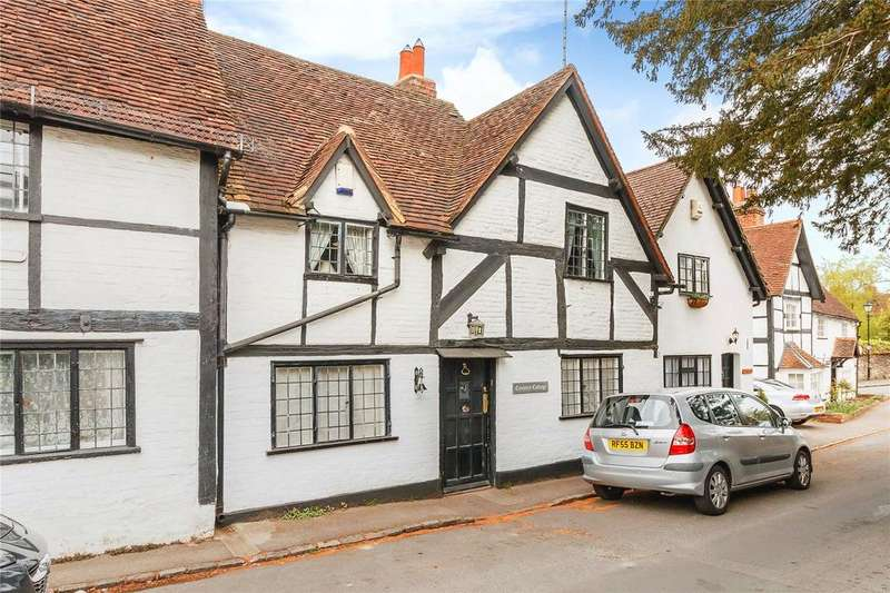 3 Bedrooms Terraced House for rent in High Street, Sonning, Reading, RG4