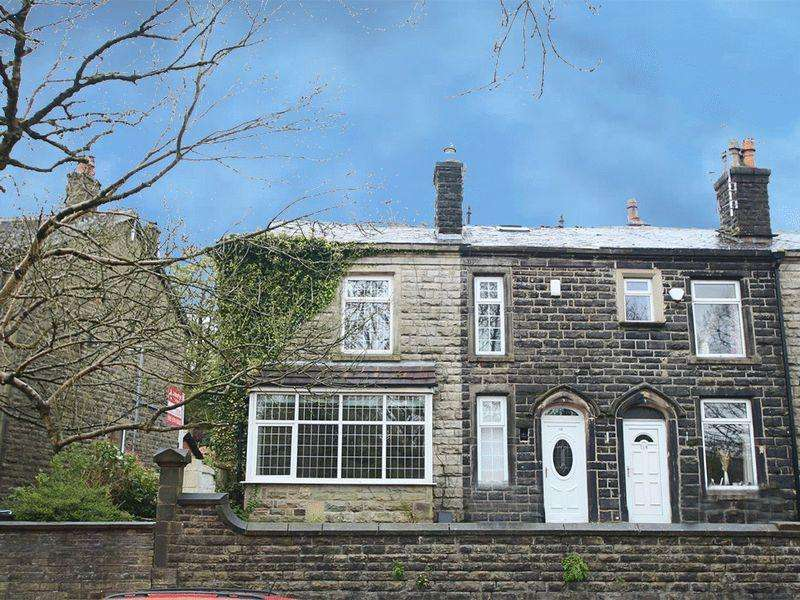 2 Bedrooms Terraced House for sale in Market Street, Whitworth, Rochdale OL12 8TG