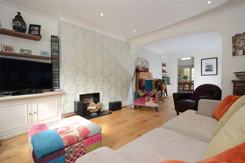 3 Bedrooms House for sale in Knowsley Road, London, SW11