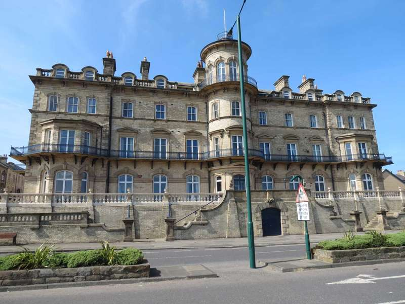 1 Bedroom Flat for sale in Marine Parade, Saltburn By The Sea