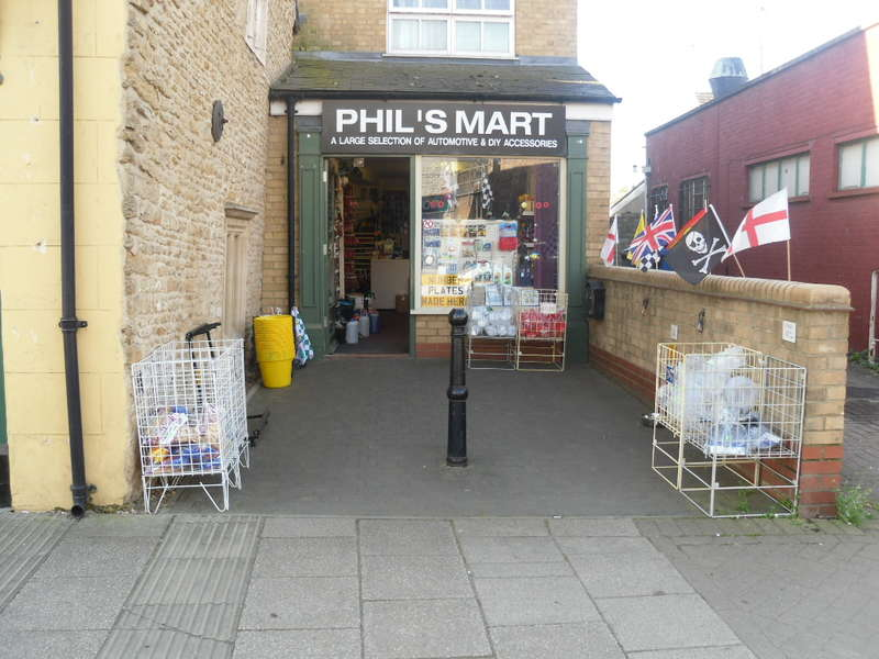 Shop Commercial for sale in Market Street, Whittlesey, PE7
