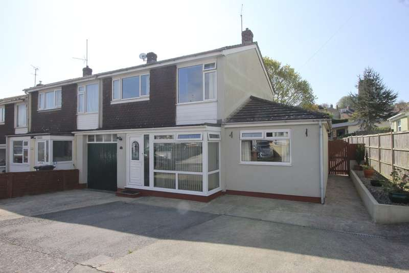 4 Bedrooms End Of Terrace House for sale in Eden Park, Brixham