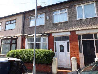 3 Bedrooms Terraced House for sale in Regina Road, Walton, Liverpool, Merseyside, L9