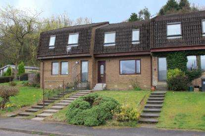 3 Bedrooms Terraced House for sale in The Soundings, Clynder