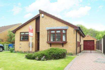 2 Bedrooms Bungalow for sale in Highland Road, New Whittington, Chesterfield, Derbyshire