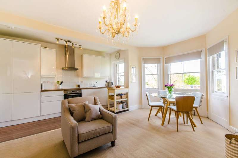 2 Bedrooms Flat for sale in Kidbrooke Grove, Blackheath, SE3