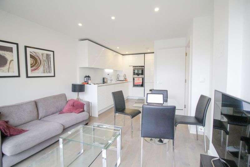 1 Bedroom Flat for sale in Clerkenwell Quarter, Clerkenwell, London EC1V