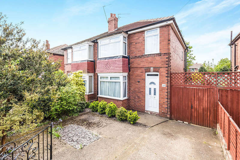 3 Bedrooms Semi Detached House for sale in Ardeen Road, Intake, Doncaster, DN2