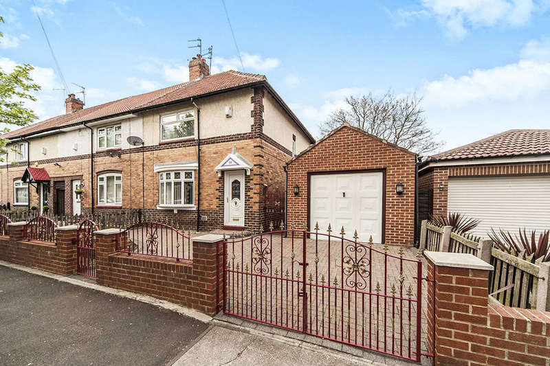 3 Bedrooms Semi Detached House for sale in Newbold Avenue, Sunderland, SR5