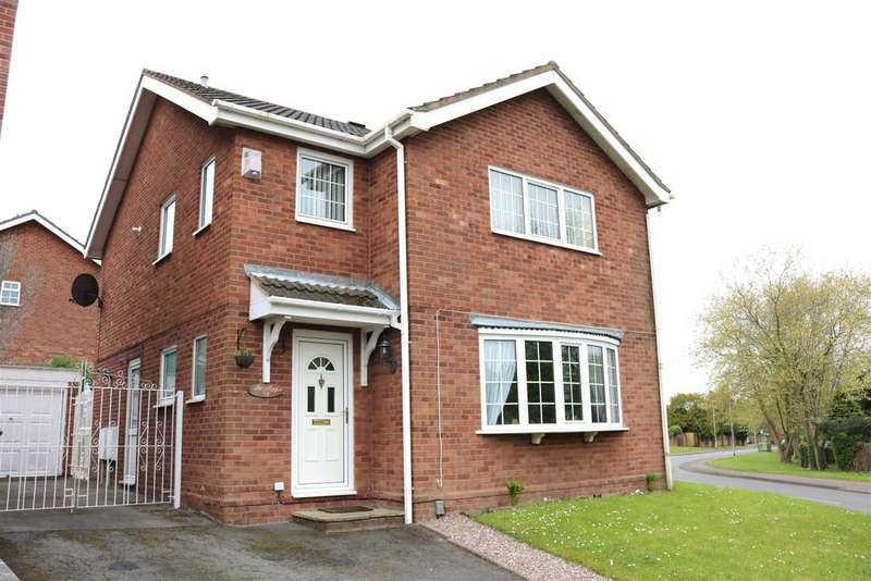 4 Bedrooms Detached House for sale in Melmerby, Wilnecote, Tamworth