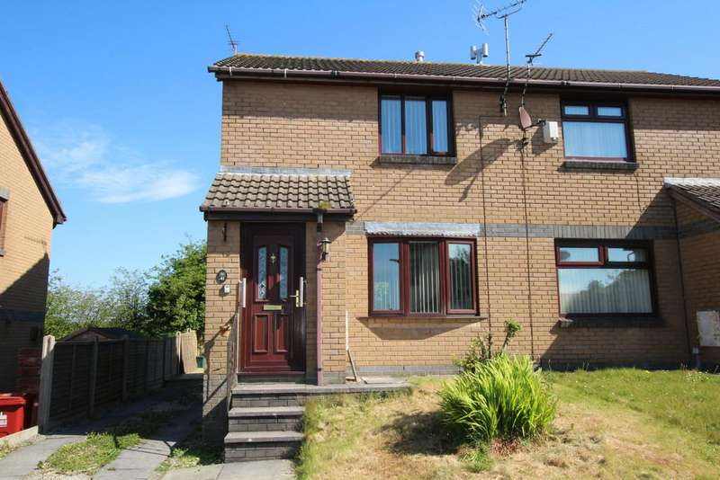 2 Bedrooms Semi Detached House for sale in 41 Grey Friar Close, Barrow-In-Furness