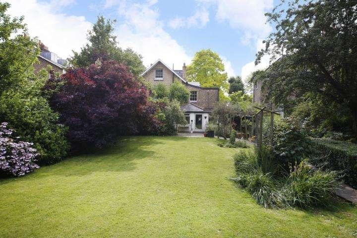 5 Bedrooms House for sale in Lee Road, Blackheath, SE3