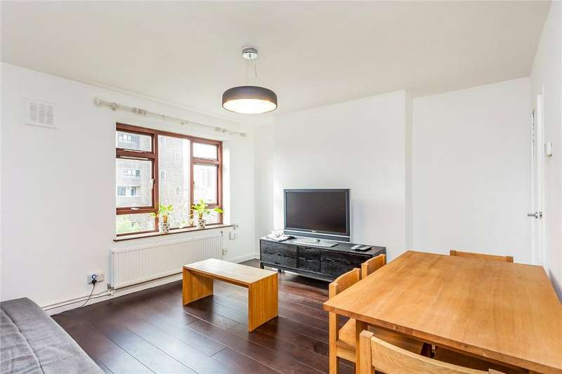 2 Bedrooms Flat for sale in Cluse Court, St. Peter's Street, London, N1