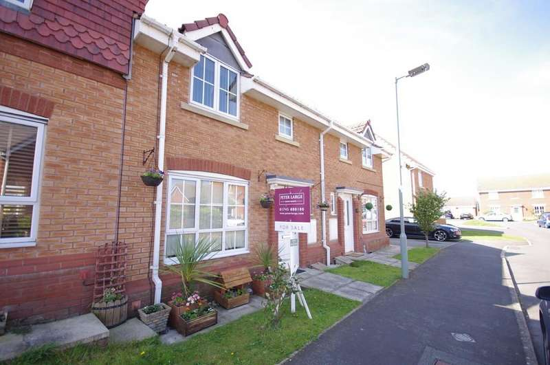 3 Bedrooms Terraced House for sale in Rhodfa Peris, Prestatyn
