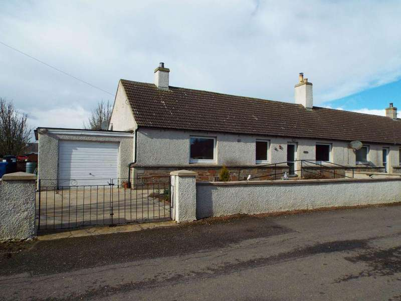 3 Bedrooms Semi Detached Bungalow for sale in 1 Sinclair Lane, Halkirk