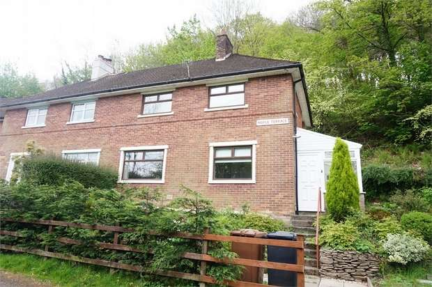 3 Bedrooms Semi Detached House for sale in Maple Terrace, Abercarn, NEWPORT, Caerphilly