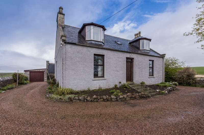 4 Bedrooms Detached House for sale in Auchterless, Turriff, Aberdeenshire, AB53 8BA