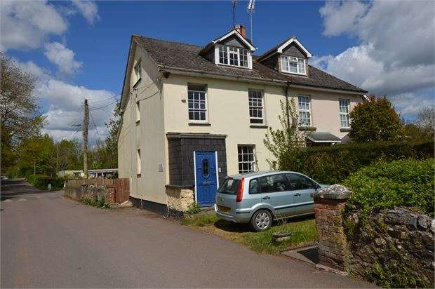 4 Bedrooms Cottage House for sale in Church End Road, Kingskerswell, Newton Abbot, Devon. TQ12 5LD