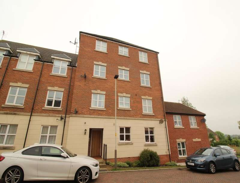 2 Bedrooms Flat for sale in Kepwick Road, Hamilton, Leicester, LE5