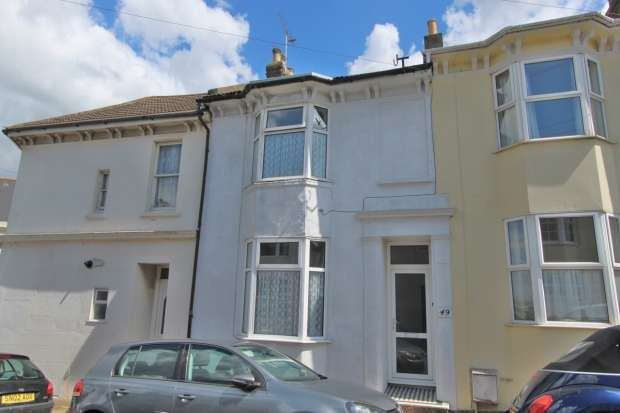 3 Bedrooms Terraced House for sale in Islingword Road Brighton