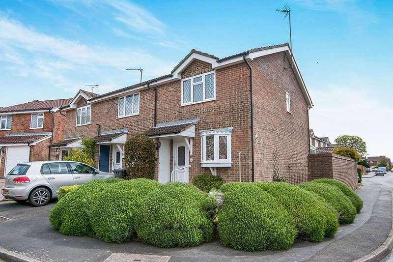 3 Bedrooms Semi Detached House for sale in Heron Ridge, Polegate, BN26
