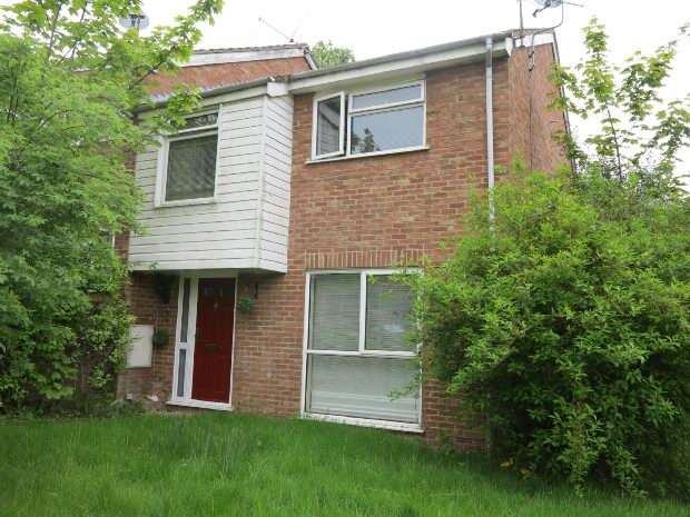 3 Bedrooms End Of Terrace House for rent in Mitford Close, Reading, RG2 8JQ