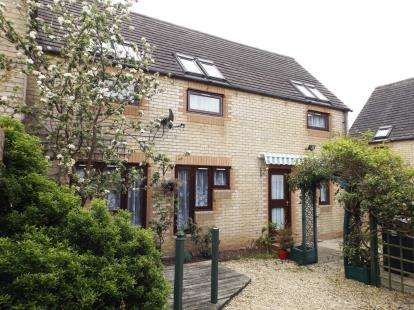 3 Bedrooms Semi Detached House for sale in Wheat Hill, Tetbury, Gloucestershire