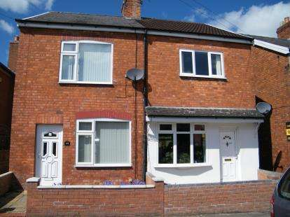 3 Bedrooms Semi Detached House for sale in Gladstone Street, Winsford, Cheshire, England