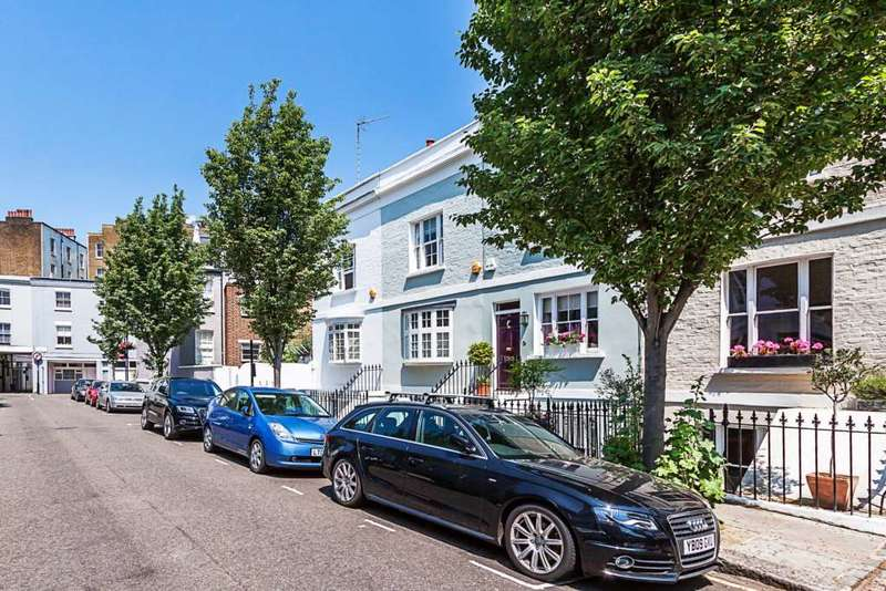 3 Bedrooms House for sale in Wallgrave Road, Earls Court