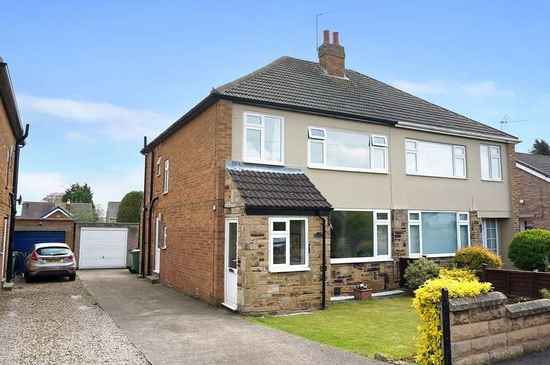 4 Bedrooms Detached House for sale in Ling Croft Boston Spa Wetherby West Yorkshire
