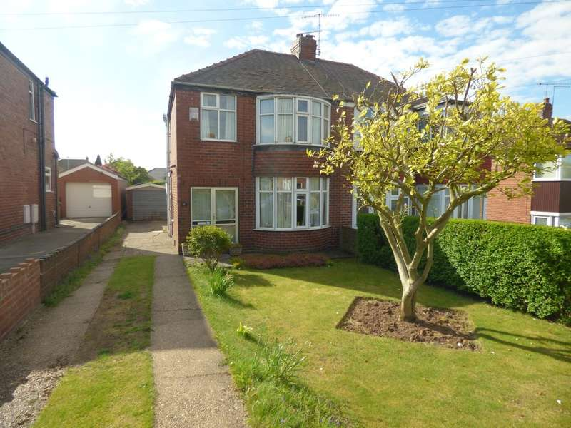 3 Bedrooms Semi Detached House for sale in Reresby Crescent, Whiston