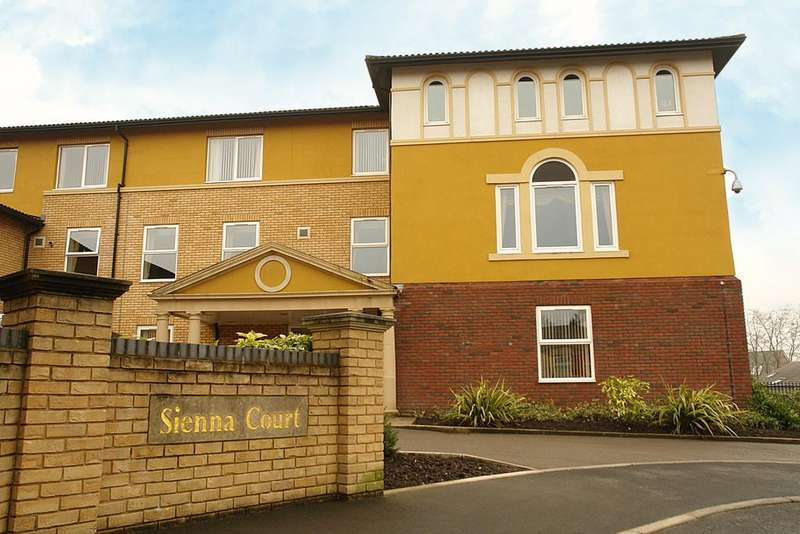 2 Bedrooms Apartment Flat for sale in 20 Sienna Court, Chadderton