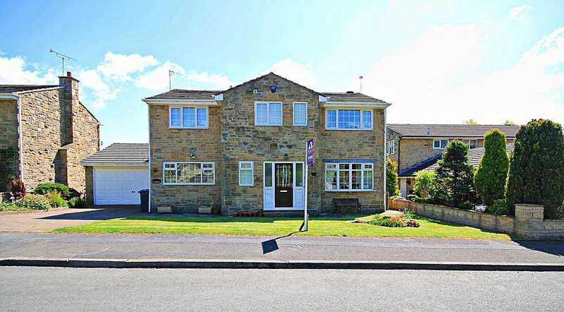 4 Bedrooms Detached House for sale in Silverdale Ladderbanks Lane, Baildon