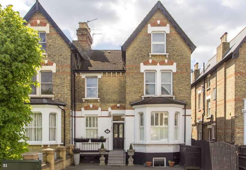 2 Bedrooms Apartment Flat for sale in Cedars Road, Beckenham