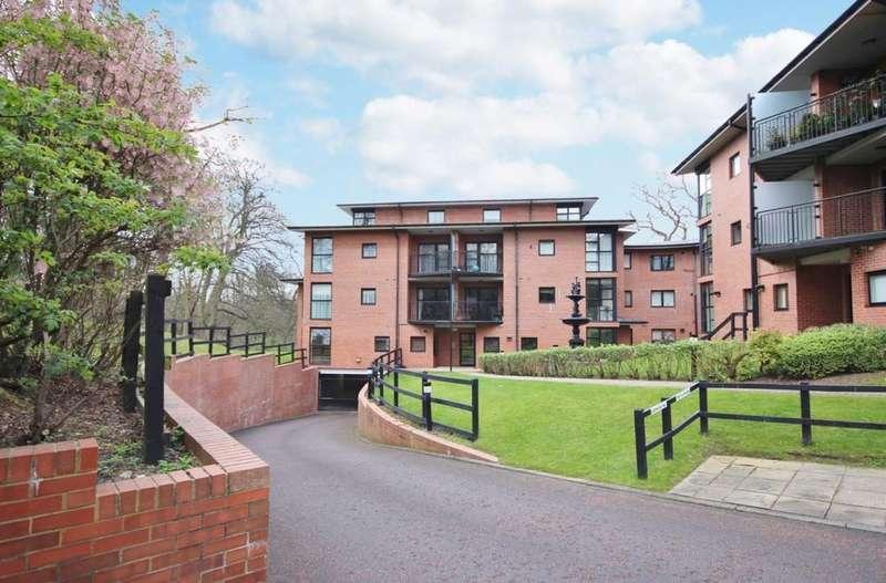 3 Bedrooms Flat for rent in Adderstone Crescent, Jesmond NE2