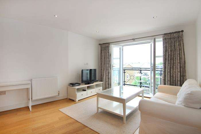 1 Bedroom Flat for sale in Holford Way, London