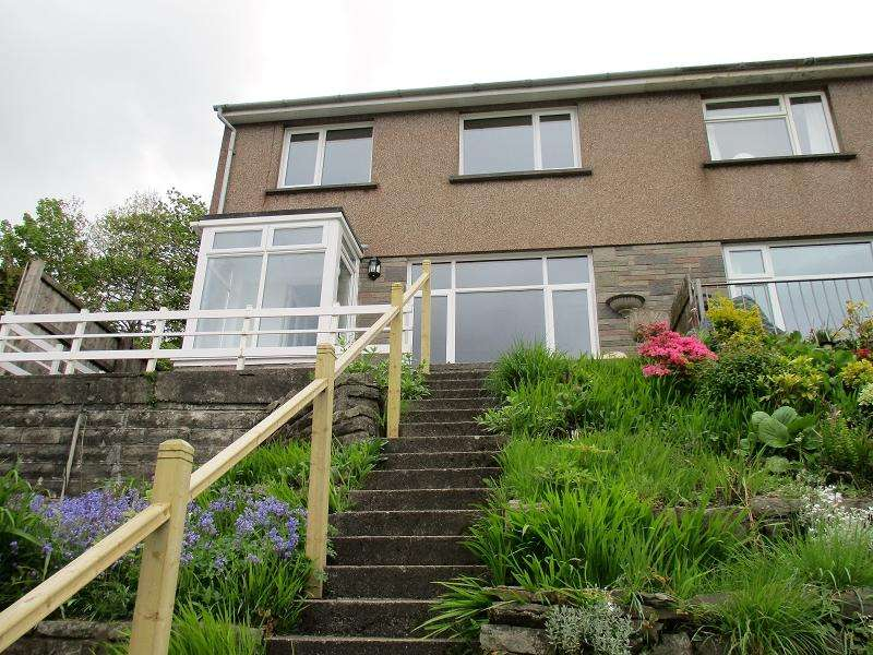 3 Bedrooms Semi Detached House for sale in Lletty Harri , Port Talbot, Neath Port Talbot.