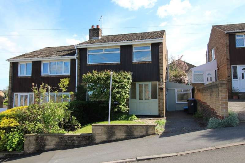 3 Bedrooms Semi Detached House for sale in Acorn Hill, Stannington, Sheffield, S6