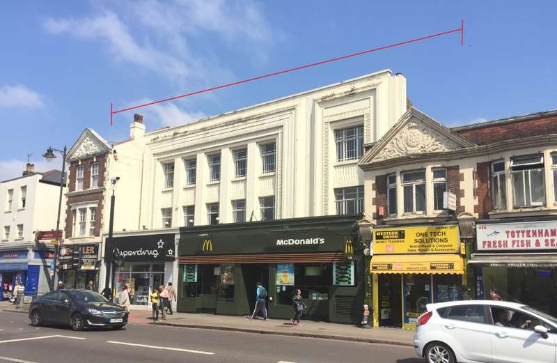 Commercial Property for sale in High Road, Tottenham, London, N17 9JF