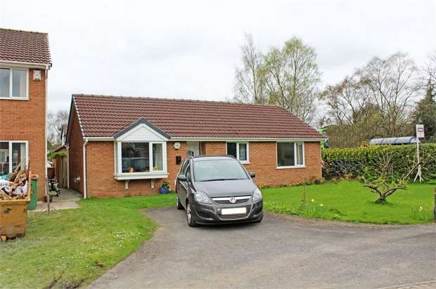 3 Bedrooms Detached House for sale in The Pennines, Fulwood, Preston, Lancashire